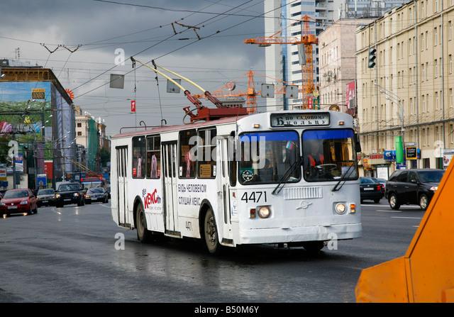 russian bus