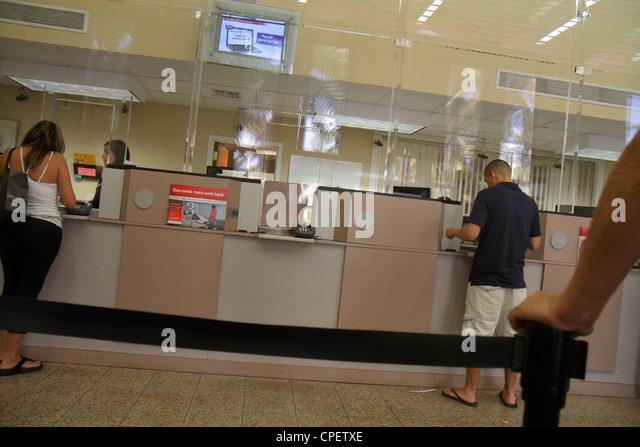 bank tellers customers stock photos bank tellers. Black Bedroom Furniture Sets. Home Design Ideas