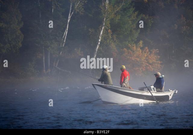 Drift boat stock photos drift boat stock images alamy for Boat fishing near me