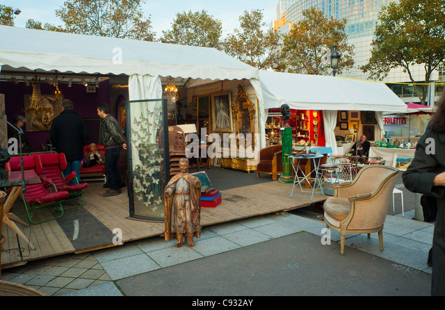 display french antiques market stock photos display. Black Bedroom Furniture Sets. Home Design Ideas