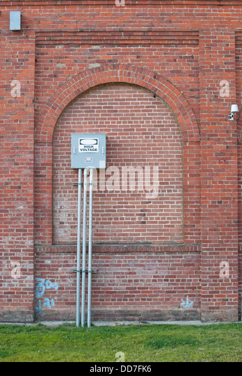 old electricity  u0026 39 junction box u0026 39  stock photos  u0026 old