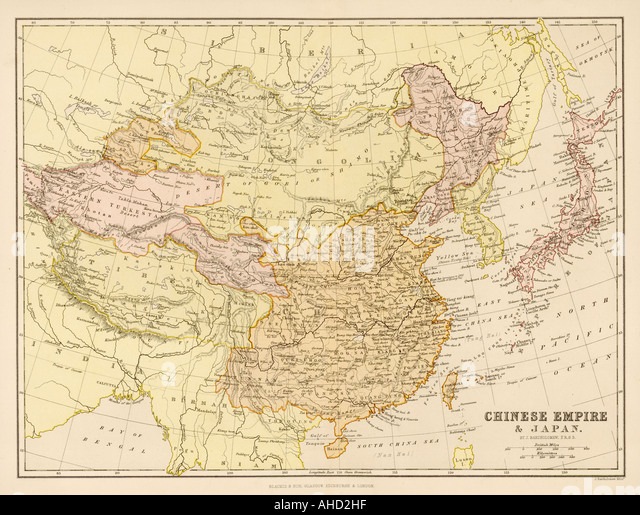 Map maps asia japan china stock photos map maps asia japan china map asia china japan stock image gumiabroncs Image collections