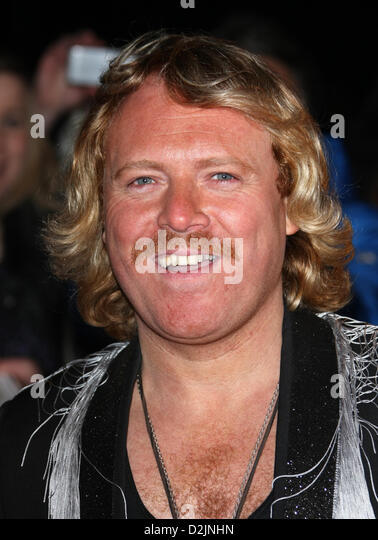 LEIGH FRANCIS AKA KEITH LEMON NATIONAL TELEVISON AWARDS RED CARPET ARRIVALS LONDON ENGLAND UK 23 January - leigh-francis-aka-keith-lemon-national-televison-awards-red-carpet-d2jnhn