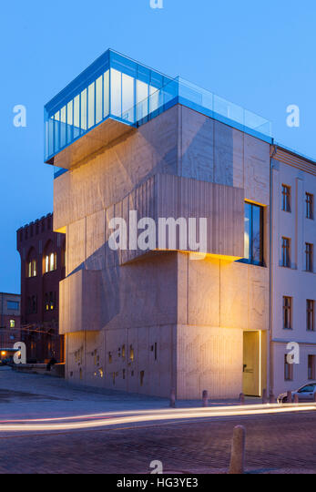 Museum For Architectural Drawing Berlin tchoban stock photos & tchoban stock images - alamy