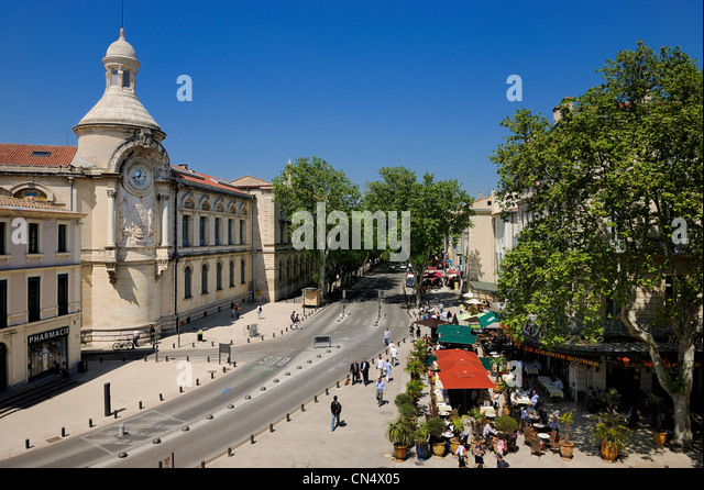 Cafe Victor Hugo Stock Photos & Cafe Victor Hugo Stock Images - Alamy
