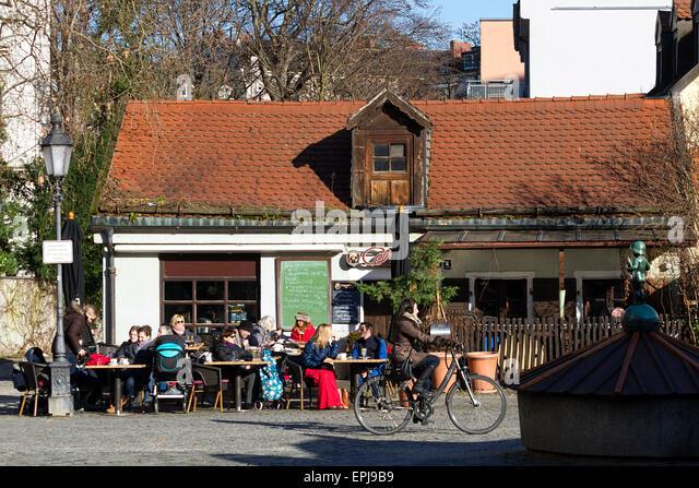 Cafe Prager Stra Ef Bf Bde Dresden