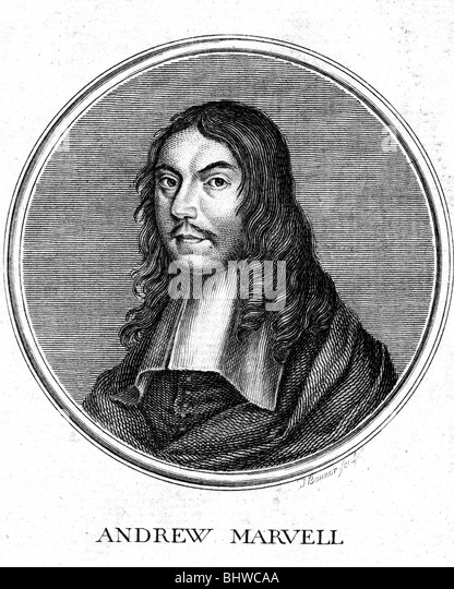 andrew marvell a famous metaphysical poet Extracts from this document introduction the metaphysical poets: john donne and andrew marvell all three poems are about love, passion and romance they are by.