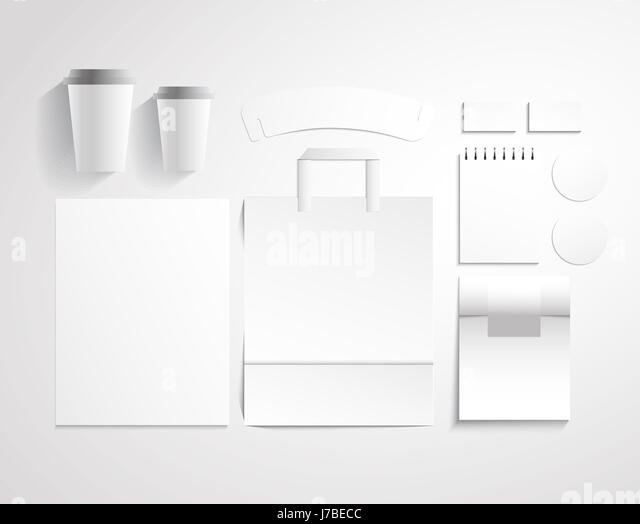 Blank Packaging Templates Stock Photos & Blank Packaging Templates ...