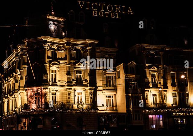 Victoria Hotel Stock Photos Victoria Hotel Stock Images