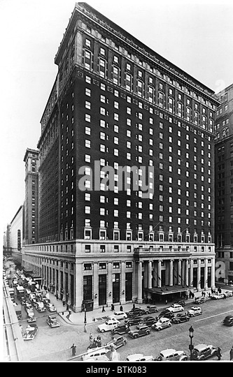 Hotel Pennsylvania Th Avenue New York Ny
