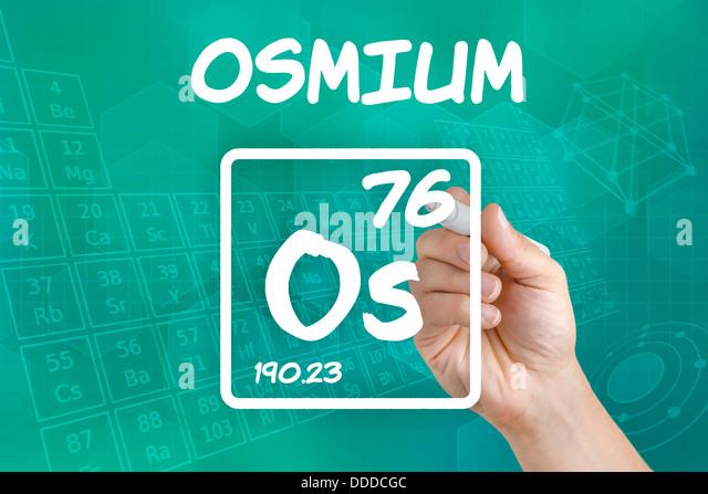 Osmium Stock Photos & Osmium Stock Images - Alamy