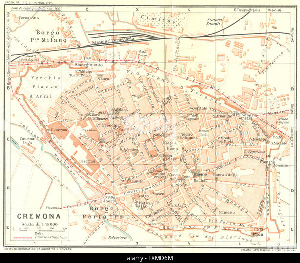 Milan Italy Map Stock Photos Milan Italy Map Stock Images Alamy