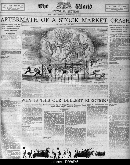 essays on stock market crash Free essays from bartleby | investment objective analysis we worked together on their finance stock market project we felt that our risk tolerance was.