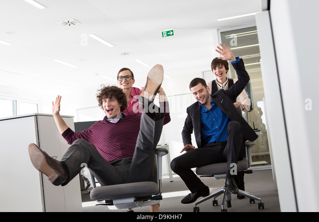 Fun Office Chair Stock Photos  Fun Office Chair Stock Images  Alamy