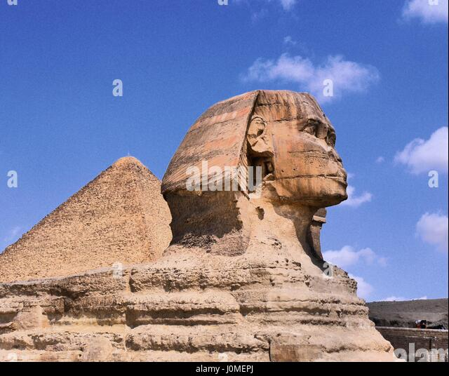 compare and contrast the great sphinx Some of the well known ancient egyptian relics are the ones like the ancient pyramids, the great sphinx of giza, mummies, and their many forms of art ancient egyptian art, most commonly the paintings, are one of the most recognized styles of art.
