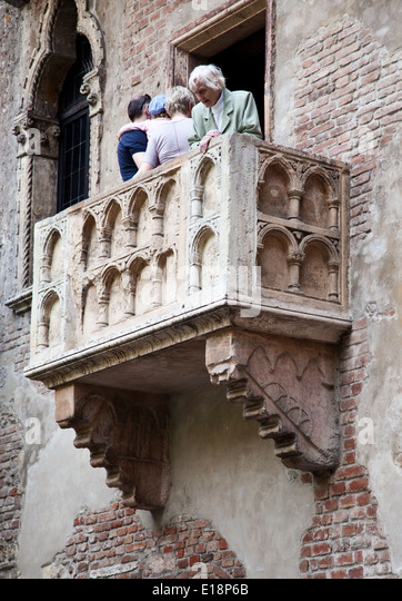 Tragic love stock photos tragic love stock images alamy for Famous balcony