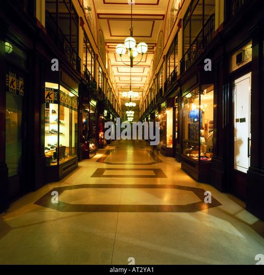 Central London Shopping Centres Stock Photos & Central
