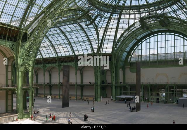 Grand palais paris stock photos grand palais paris stock for Architecte grand palais