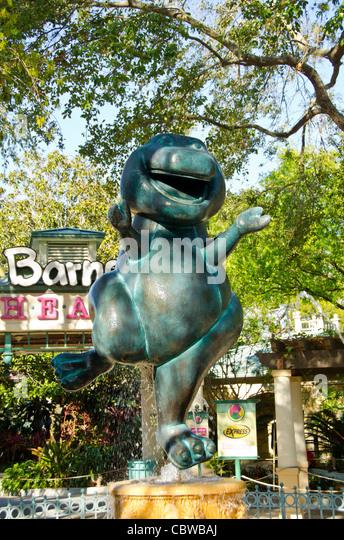Cartoon Characters Universal Studios : Attraction cartoon stock photos