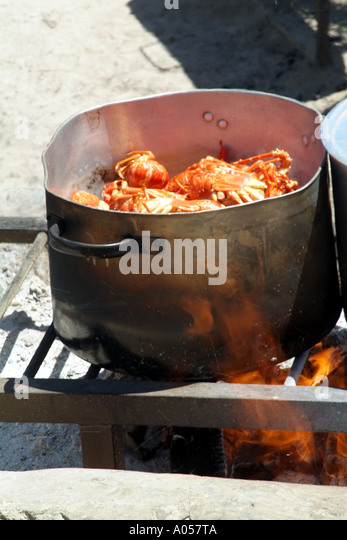 Open Fire Cooking Utensils Stock Photos Open Fire