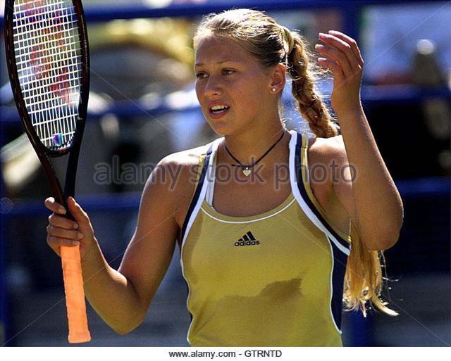 Star kournikova tennis nude anna