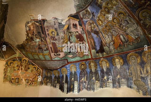 Agio stock photos agio stock images alamy for Church mural painting