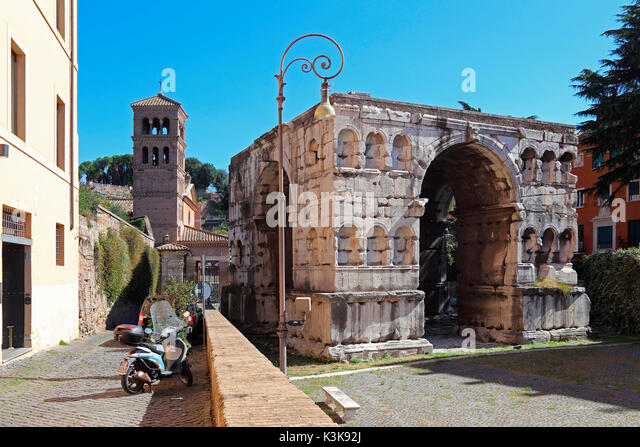 Arch of janus stock photos arch of janus stock images for Arco arredamenti san giorgio