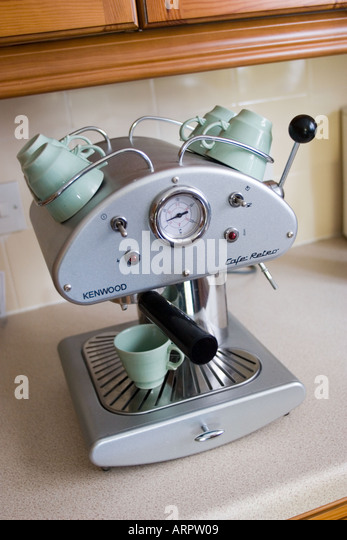 Kenwood Cafe Retro Coffee Machine