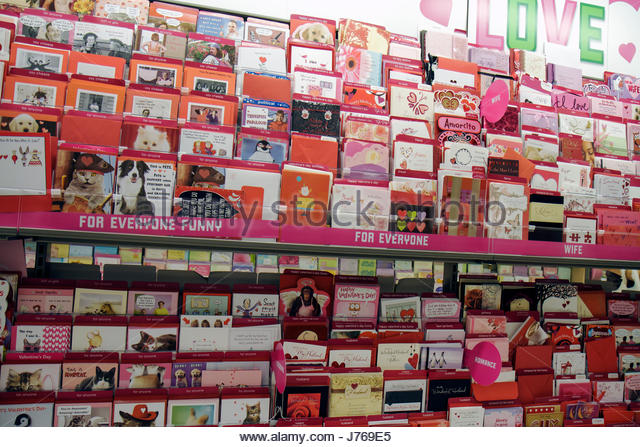 Display greeting cards stock photos display greeting cards stock miami florida midtown target discount department store retail display greeting cards stock image m4hsunfo