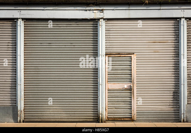 Roller Shutters Stock Photos Roller Shutters Stock Images Alamy
