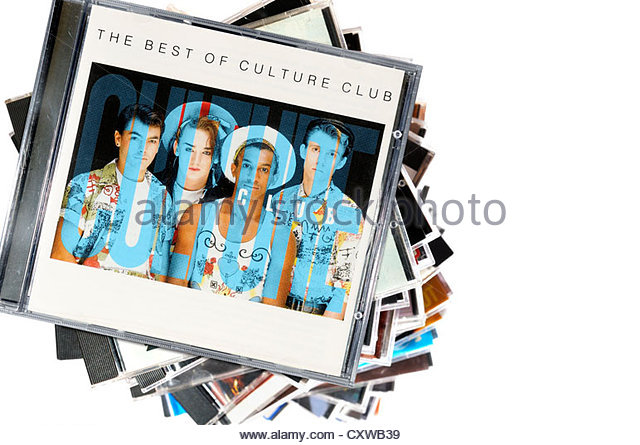 boy george culture club stock photos boy george culture