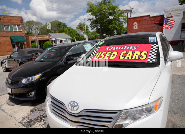 used cars for sale usa stock photos used cars for sale usa stock images alamy. Black Bedroom Furniture Sets. Home Design Ideas