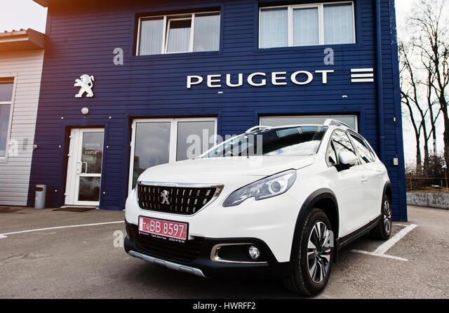 Peugeot Car Dealership Southampton