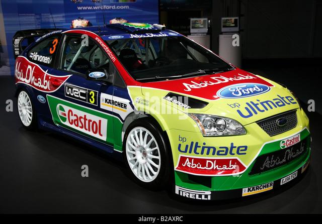Ford Focus Rally Car Stock Photos  Ford Focus Rally Car Stock