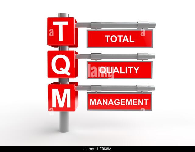 Total quality management tqm survey paper