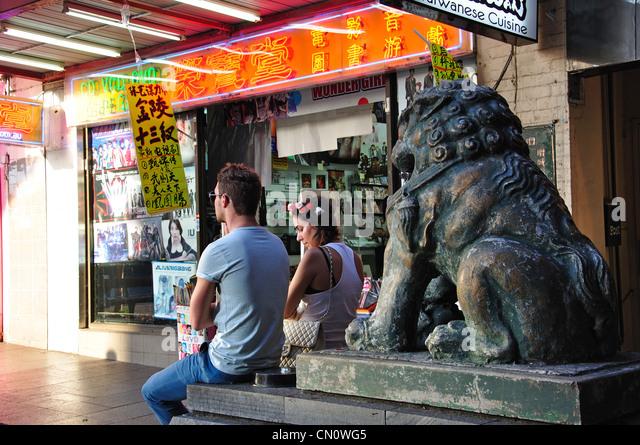 rub and tug chinatown New South Wales