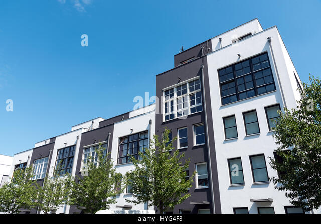 Terraced House Germany Stock Photos Terraced House