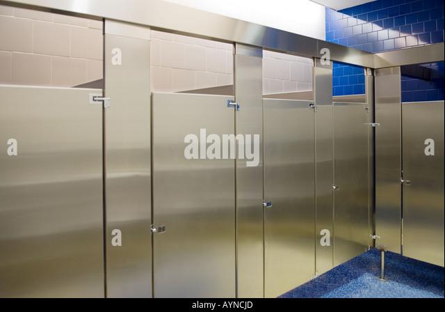 Bathroom Stalls England bathroom stalls stock photos & bathroom stalls stock images - alamy