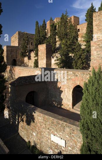 Moorish Stronghold Stock Photos & Moorish Stronghold Stock Images - Alamy
