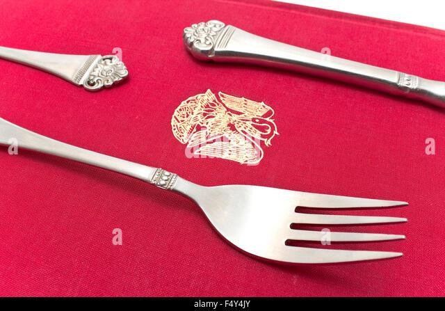 Cutlery Abstract Stock Photos Cutlery Abstract Stock