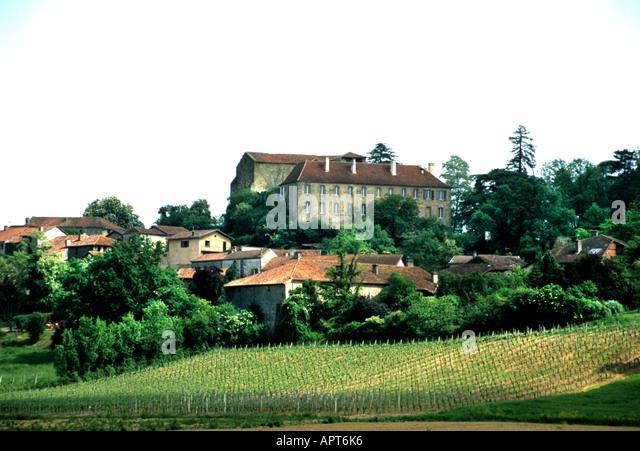 Armagnac stock photos armagnac stock images alamy - Helene darroze francis darroze ...