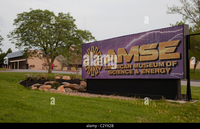 American Museum Of Science And Energy Stock Photos