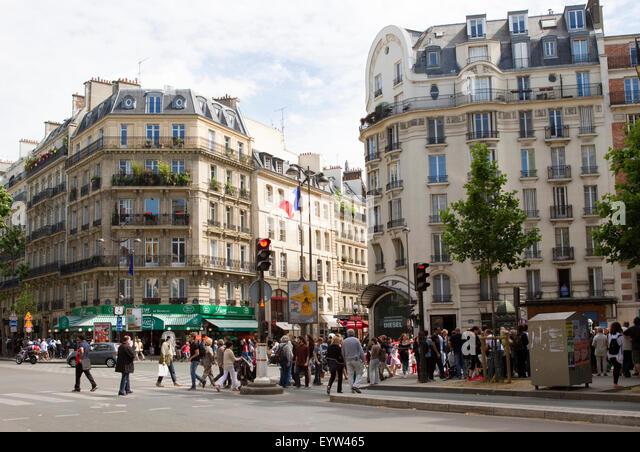 Cafe De Paris Saint Germain
