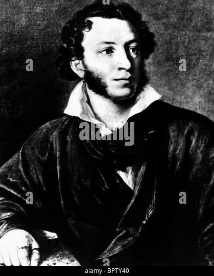 Writer Aleksandr Pushkin The Russian 108