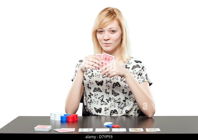 Poker player attire