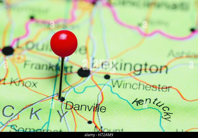 Kentucky State Map Stock Photos Kentucky State Map Stock Images - Kentucky usa map