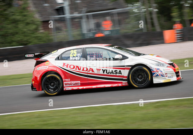 matt neal honda yuasa racing stock photos matt neal. Black Bedroom Furniture Sets. Home Design Ideas