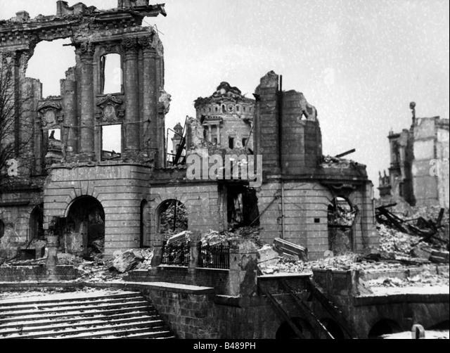 Germany city 1945 stock photos germany city 1945 stock for Cities destroyed in ww2