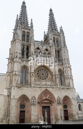 Catedral De Burgos Stock Photos & Catedral De Burgos Stock ...