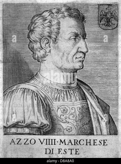 Azzo VIII d'Este, Marquis of Ferrara